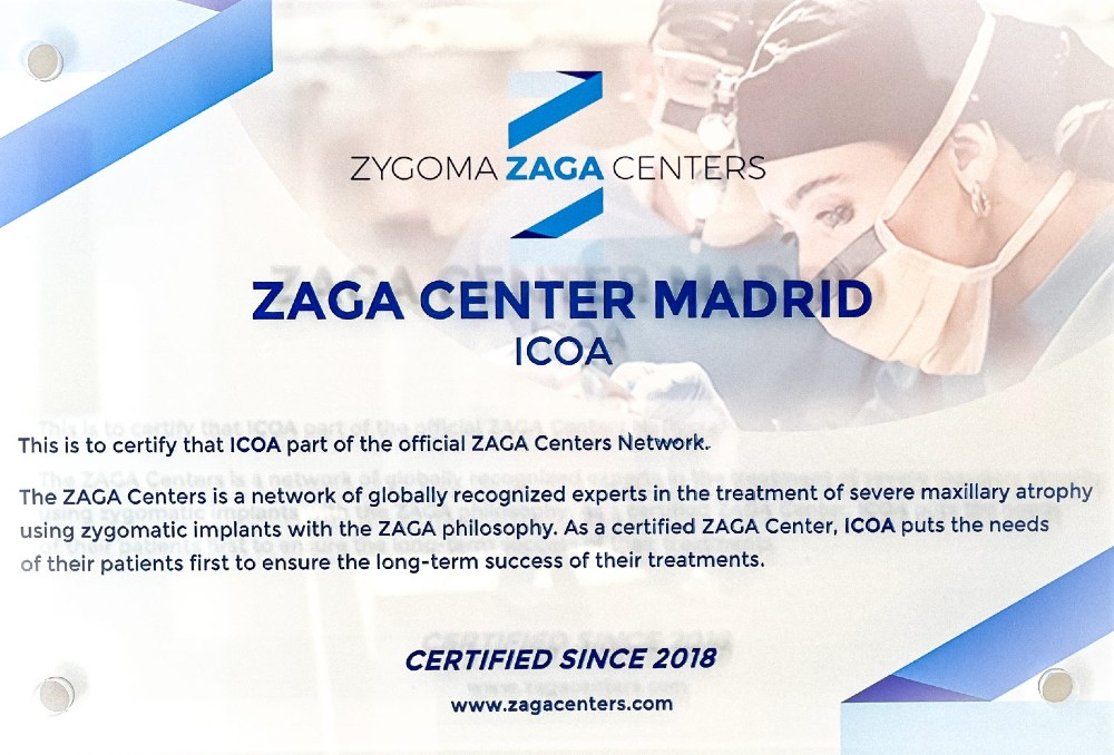 Somos Zaga center en madrid